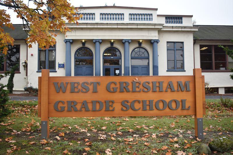 PMG PHOTO: TERESA CARSON - West Gresham is closing at the end of the year and Gresham-Barlow is redrawing school boundaries, which could impact every school in the district.