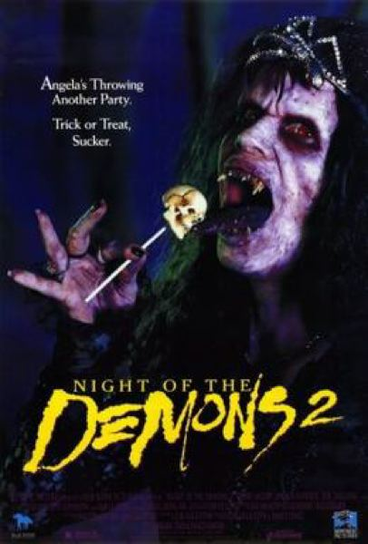 COURTESY OF PARAMOUNT PICTURES - Night of the Demons 2