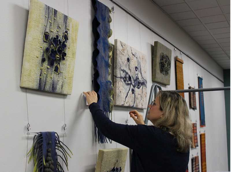 Wilsonville and West Linn artists try to mimic natural beauty