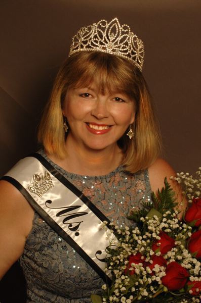 Miss Tall Portland 2019 is is 5-foot-11 Milwaukie resident Cher Ausmann-Moreno.