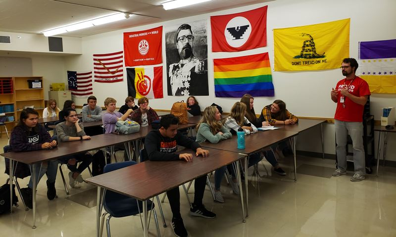 Gladstone High School launches College and Career Readiness class