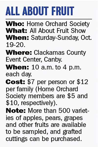The All About Fruit Show.