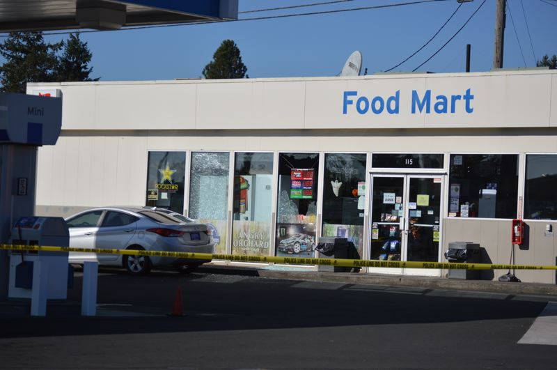 Police investigate St. Helens Chevron fatal shooting