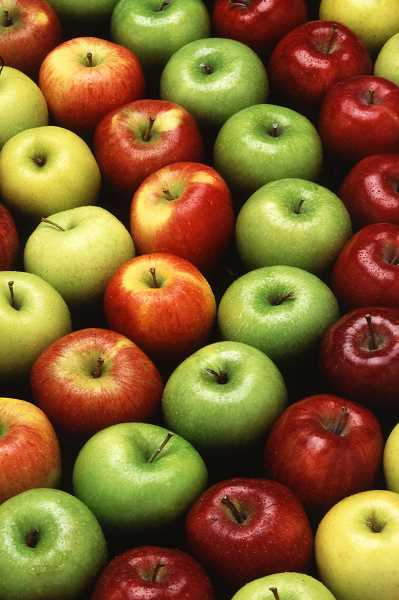 PMG: BARB RANDALL  - Apples are in season now. Barb Randall suggests you try several varieties and see which you like best to eat raw or cooked in sweet or savory dishes.