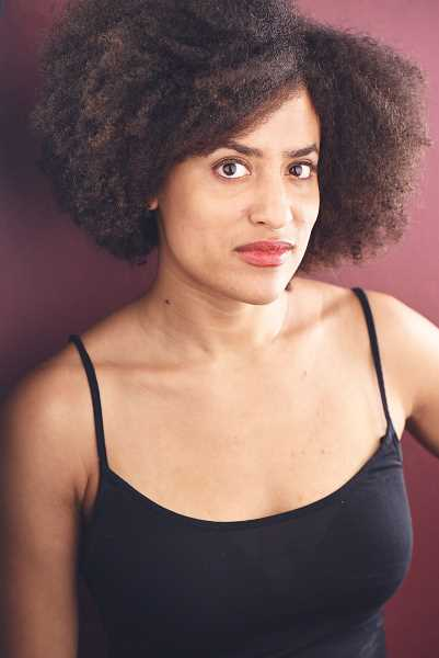 COURTESY PHOTO  - Brittany K. Allen will star in her play Redwood, running through Nov. 17 at The Armory.