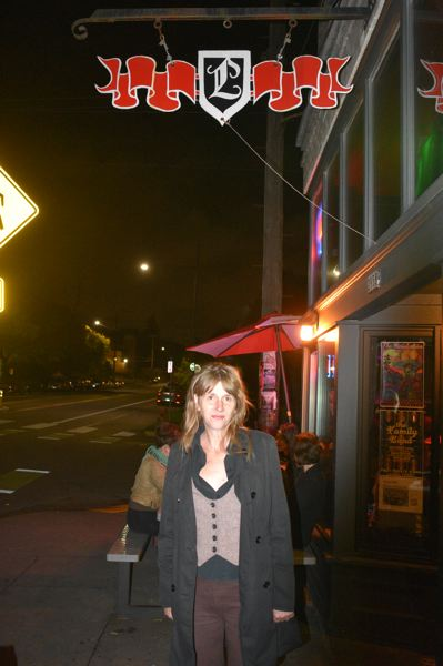 PMG PHOTO: SHANNON O. WELLS - Little Sue has been a regular performer at the Laurelthirst Public House at Northeast Glisan Street and 30th Avenue since the early 1990s.