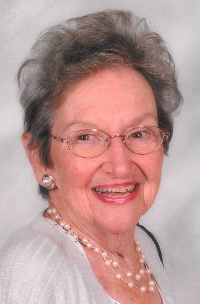 SUBMITTED PHOTO - Mary Jane (Janie) Coppinger