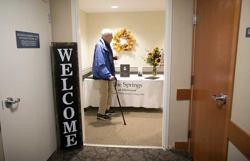 The Springs at Sherwood opens 20 assisted-living units