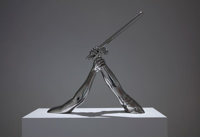 COURTESY PHOTO: PORTLAND ART MUSEUM - 'Strike.'