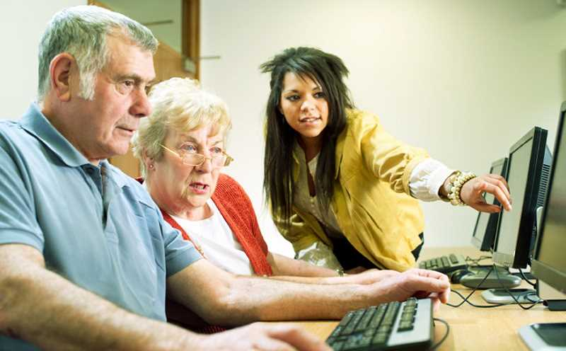 AARP FILE PHOTO - 'The Computer & Technology Club for Older Adults' will debut at PCC Newberg Center on Oct. 25.