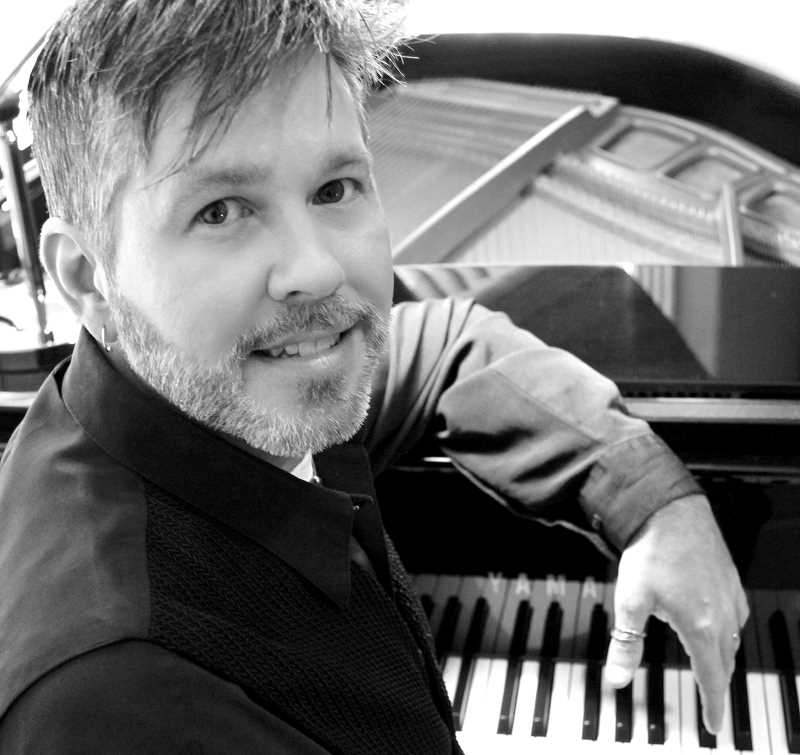 COURTESY PHOTO  - Lake Oswego United Methodist Church Music Director William Barnett will present an Evening of Chilling Organ Music Oct. 25 at the church. It is free and open to all.