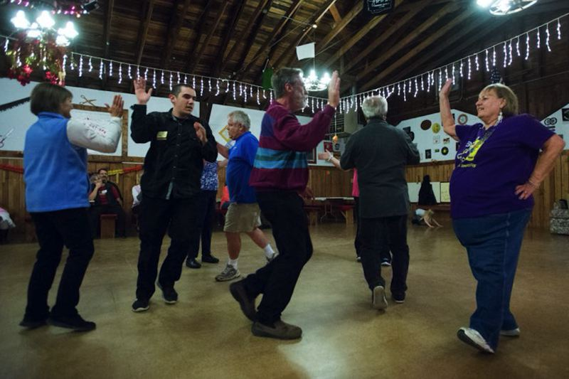 PMG FILE PHOTO - The Country Cut-Ups host evenings of square dancing and socializing from 7-10:30 p.m. the first, fourth and fifth Saturday of each month.