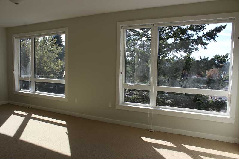 PMG PHOTO: CLARA HOWELL  - Resident rooms have large windows that let in natural light.
