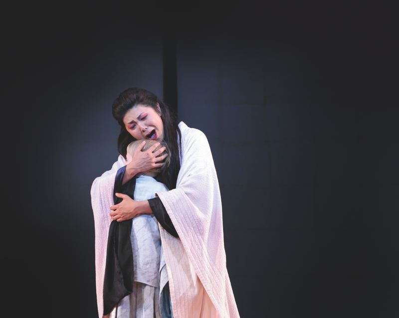 COURTESY PHOTO: CAROLINE LABERGE - Hiromi Omura stars in Portland Opera's 'Madama Butterfly' in her signature role as Cio-Cio-San, which she has played in 14 countries and 19 productions.
