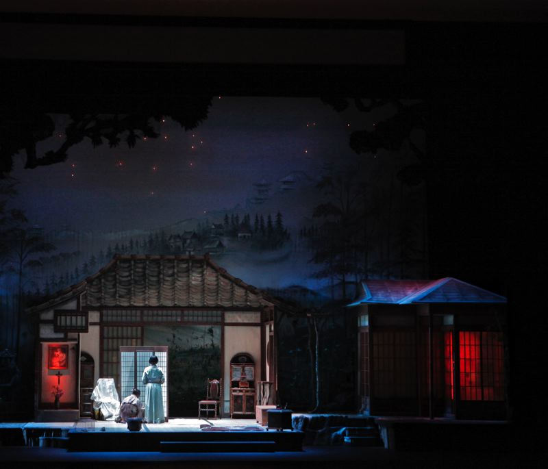 COURTESY PHOTO: CORY WEAVER/PORTLAND OPERA - Portland Opera stages 'Madama Butterfly' for the first time since 2012 to open its season.