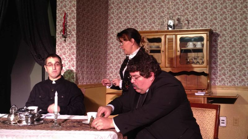 COURTESY PHOTO: SALT ACADEMY  - Written by playwright Joseph Kesslering, Arsenic and Old Lace was a hit with World War II -era audiences, but its unique comedy and characters transcend any particular time period.
