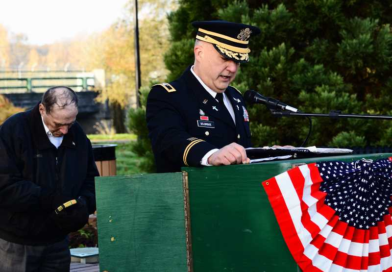 Molalla man has spent nearly 40 years helping soldiers