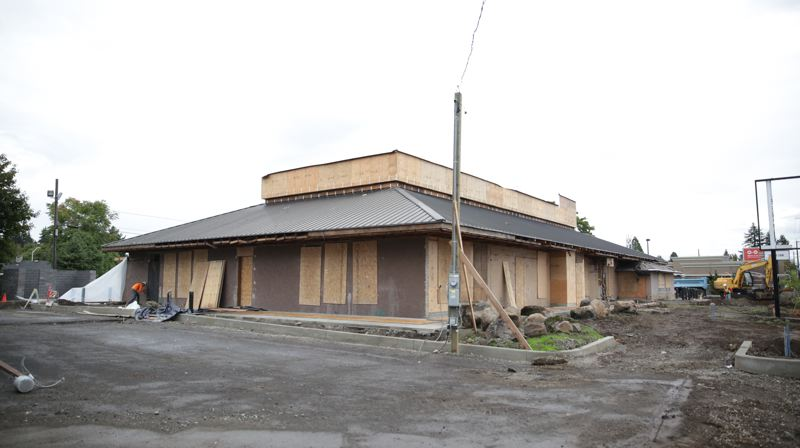 COURTESY PHOTO: PLANNED PARENTHOOD COLUMBIA WILLAMETTE - The roofline of the former Dukes Country Bar & Grill should be familiar to all longtime East Multnomah County residents who drive Division Street or used to cut a rug on a Friday or Saturday night at the long-running roadhouse