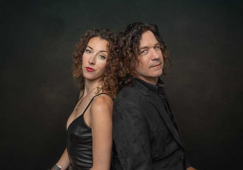 COURTESY PHOTO: DARINA NEYRET - Lake Oswego musicians Julie Amici and Dean Mueller have been nominated for two Cascade Blues Association Muddy Awards.