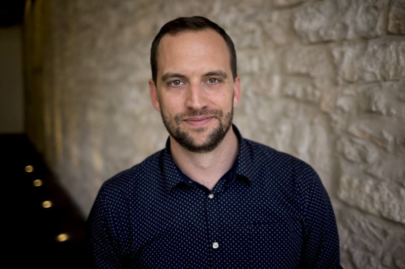 COURTESY: ELEVATE CAPTIAL - Nat Parker has been named Elevate Capital's entrepreneur in residence. The Portland State alum splits his time between Portland and Germany.