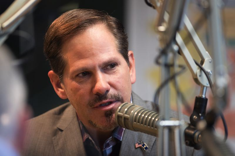 PMG FILE PHOTO - Knute Buehler at the Portland Tribune during the 2018 Oregon governor's race.