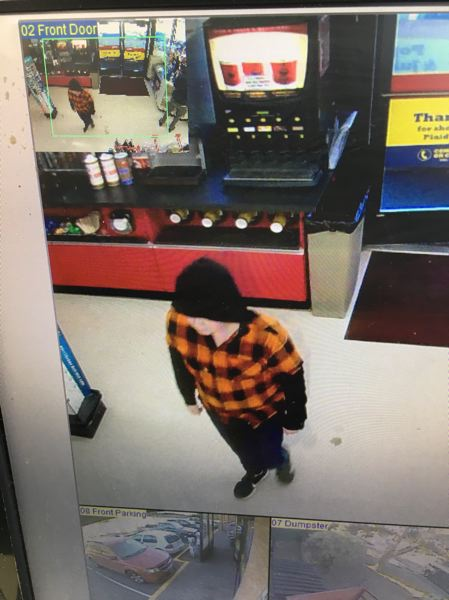 COURTESY PHOTO: GRESHAM POLICE DEPARTMENT - Rudy McNeese was last seen at a Plaid Pantry at the corner of Powell Boulevard and Eastman Parkway.