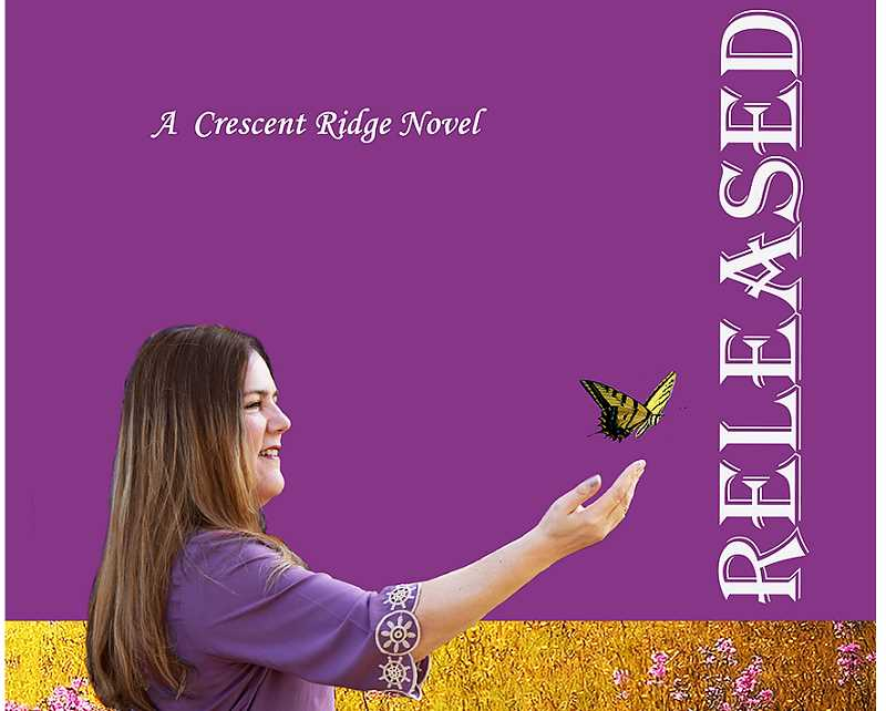 SUBMITTED PHOTO - Nora Peacock will sign copies of her latest novel, 'Released,' at Chapters Books on Friday.