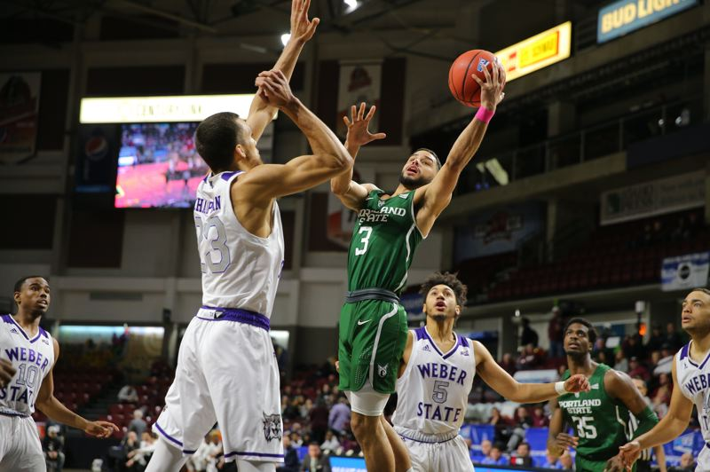 COURTESY: PORTLAND STATE UNIVERSITY - Holland 'Boo Boo' Woods returns as floor leader for Portland State men's basketball.