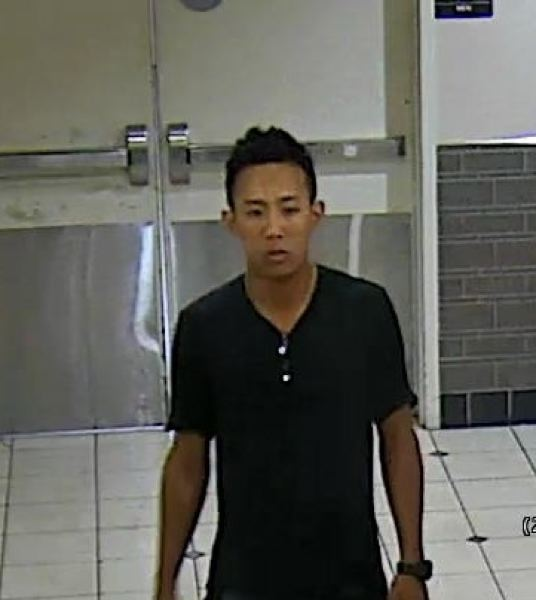 VIA TIGARD PD - This man is suspected of groping a young girl at the Washington Square Mall in August.