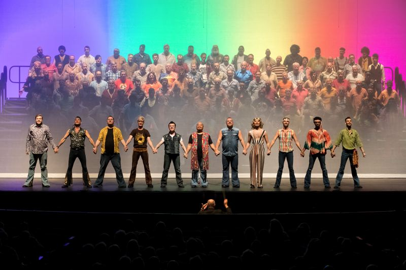 COURTESY PHOTO: PGMC - Portland Gay Men's Chorus will be celebrating their 40th anniversary at their annual gala, Nov. 2, and also be announcing their new artistic director.