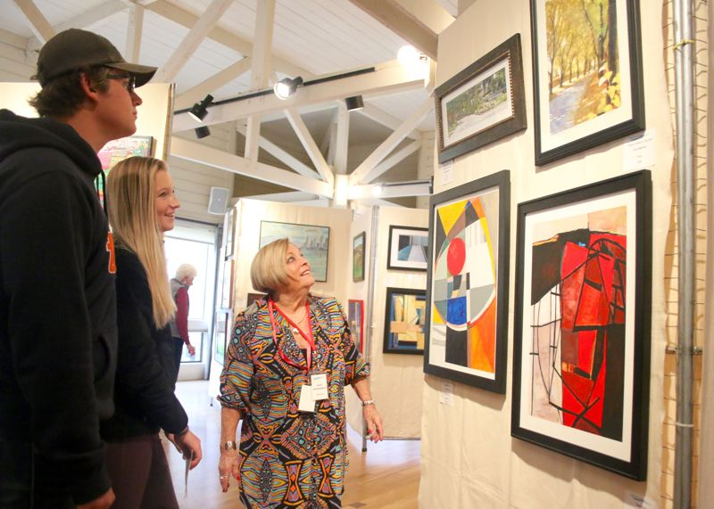 Charbonneau Arts Festival runs this Friday through Sunday at the Charbonneau Country Club.