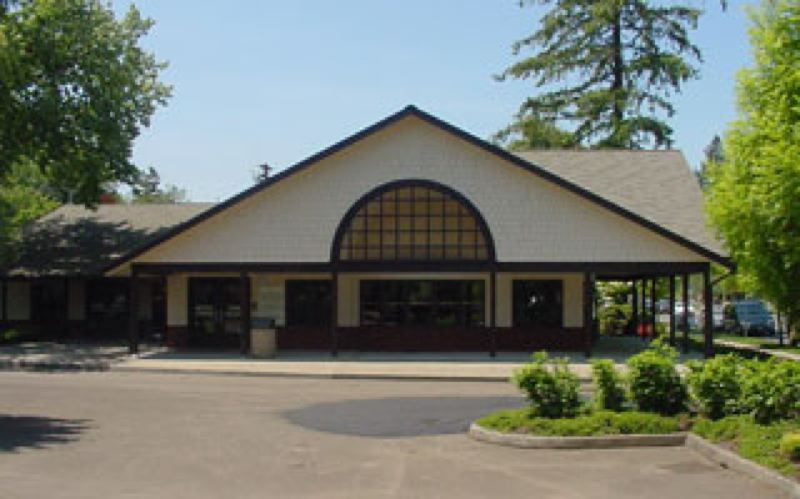 COURTESY CITY OF BEAVERTON - Beaverton Community Center at 12350 S.W. 5th St., which houses a severe weather shelter. The shelter opens Thursday, Nov. 7. It is open Thursdays from 5:30 p.m. to 6:30 a.m. the next day through March 26, and on Fridays, Saturdays and Sundays when temperatures are forecast to be at or below freezing and there is sufficient volunteer capacity to run it. This year is its fourth.