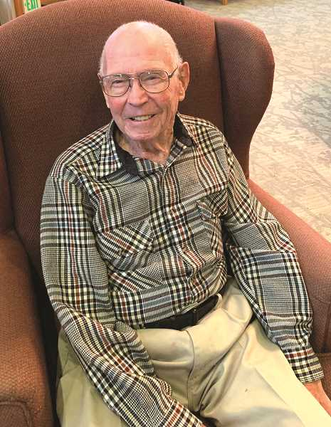 CAROL ROSEN - Canby's Jim Loop had an interesting experience in the U.S. Army at the tail end of World War II.