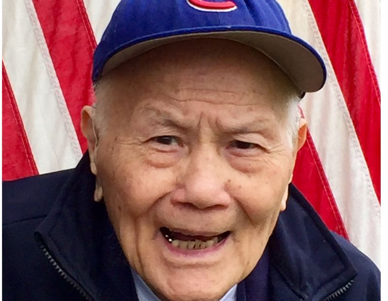 COURTESY PHOTO - James J. Hong is a World War II veteran from Milwaukie.