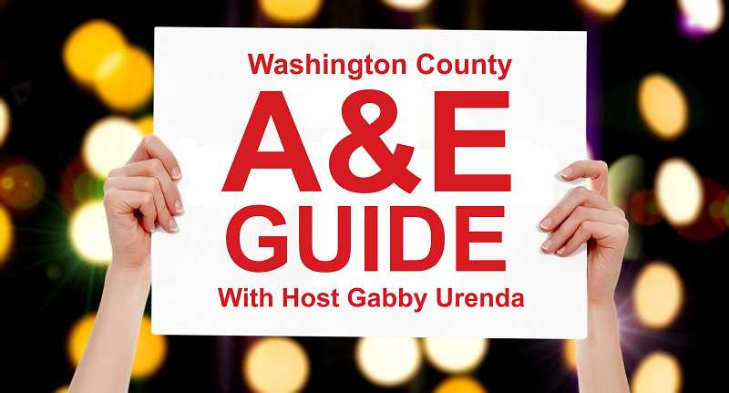 Washington County A&E Guide podcast with host Gabby Urenda