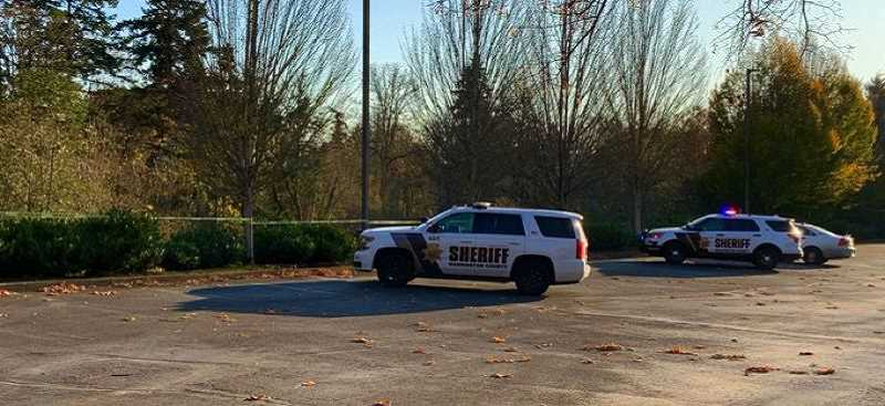 COUTESY PHOTO: WASHINGTON COUNTY SHERIFFS OFFICE - The Washington County Sheriffs Office has identified the body of a man found in Cedar Mill Creek on Saturday.