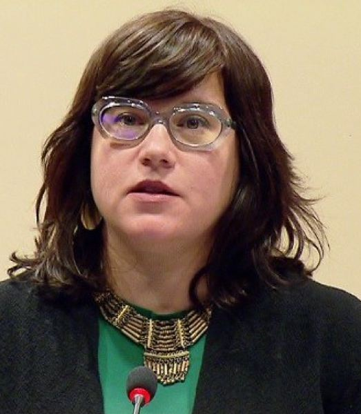 PMG FILE PHOTO - Commissioner Chloe Eudaly