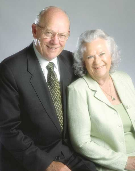 GRAPHIC FILE PHOTO - Ken and Joan Austin co-founded A-dec Inc. in 1964 in Newberg and built the company into a world leader in dental manufacturing.