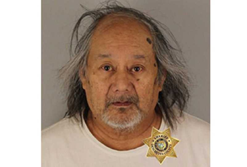 SUBMITTED PHOTO - Louis T. Apo, 73, of Metolius, has been arrested and charged with sexually abusing a girl in Deschutes County.