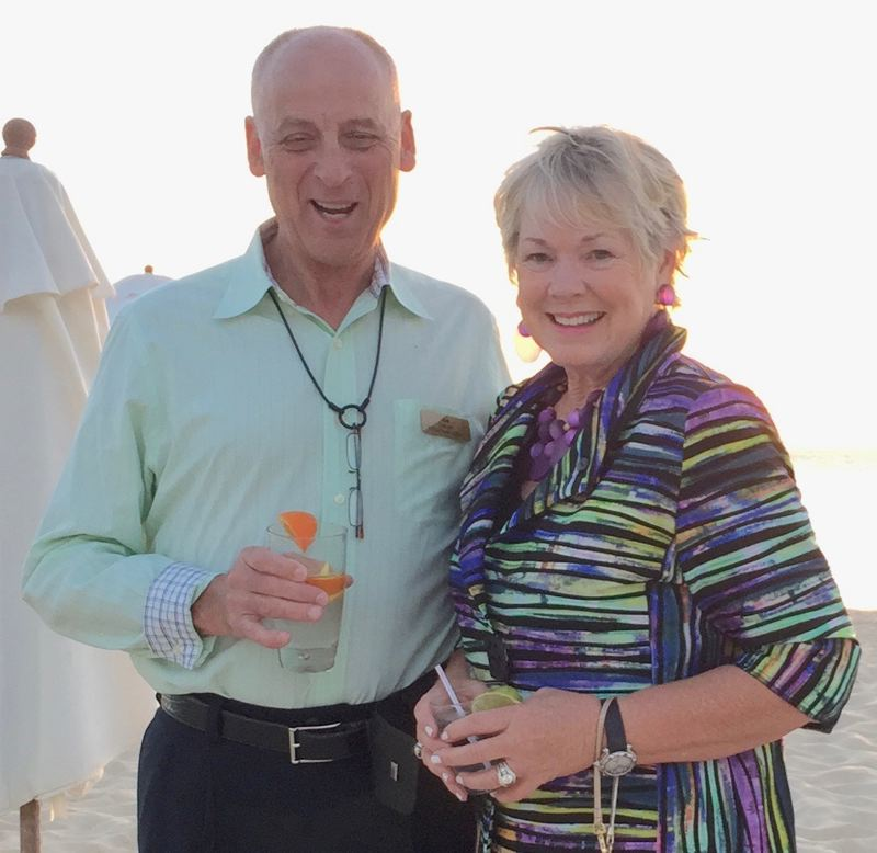 Karen and Sid Deboer have been honored with the 2019 Vollum Award for Lifetime Achievement by the Association of Fundraising Professionals.