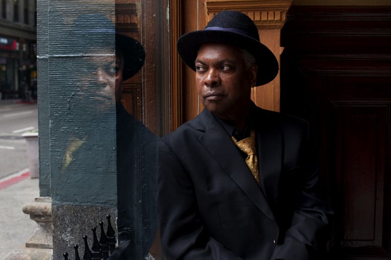 COURTESY PHOTO - Booker T. Jones has a new book and album, and he'll perform at Alberta Rose Theatre on Nov. 7.