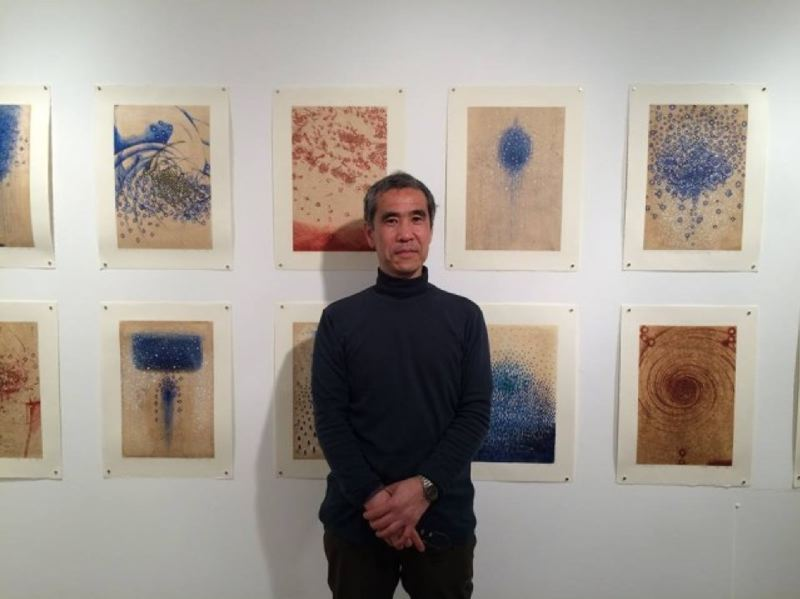 COURTESY PHOTO - The work of renowned artist Takahiko Hayashi shows at Froelick Gallery through Nov. 30.