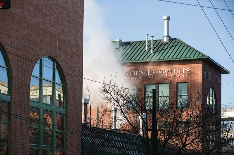 PMG FILE PHOTO - Widmer Brothers Brewing Company, a part of the Craft Brew Alliance, will yield control to Anheuser-Busch in 2020.