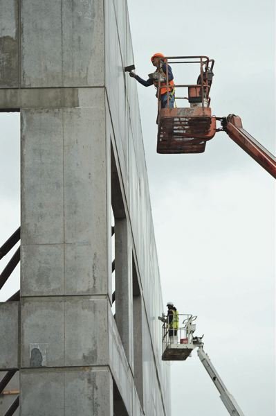 PMG FILE PHOTO - The Construction Career Pathways Framework provides a roadmap for public agencies to work with labor unions, work force development organizations and contractors to remove barriers and improve training job site culture to help make construction careers open to all.
