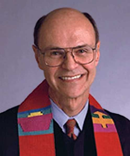 SUBMITTED PHOTO - Rev. Robert (Bob) Lloyd Schaibly