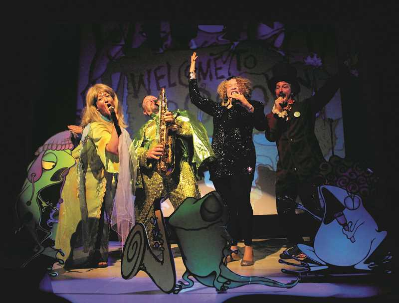 Don't miss Frogtown at Lakewood Center for the Arts this weekend. There is just one show.