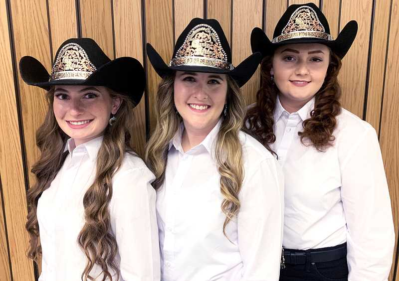 Rodeo royalty tabbed for 2020