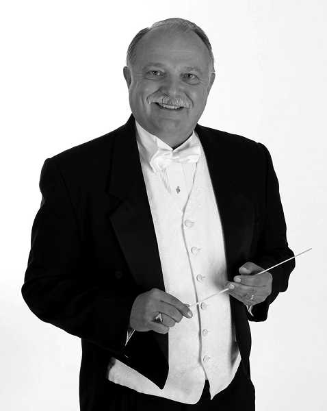 COURTESY PHOTO - Guest conductor Bernie Kuehn will direct the Hillsboro Symphony Orchestra concert alongside Sharon Northe. The performance will be at 7:30 p.m. Friday, Nov. 22.