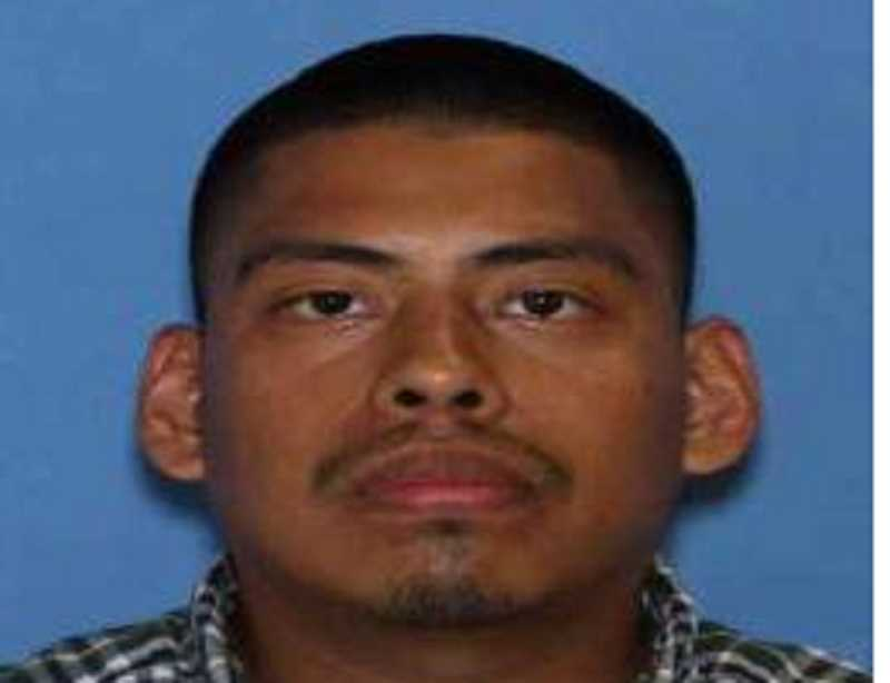 COURTESY PHOTO: CLACKAMAS COUNTY SHERRIF'S OFFICE - Woodburn resident Camilo Santiago-Santiago was apprehended Friday and is a suspect.