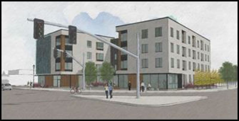 Beaverton breaks ground on Cedar Grove apartment project